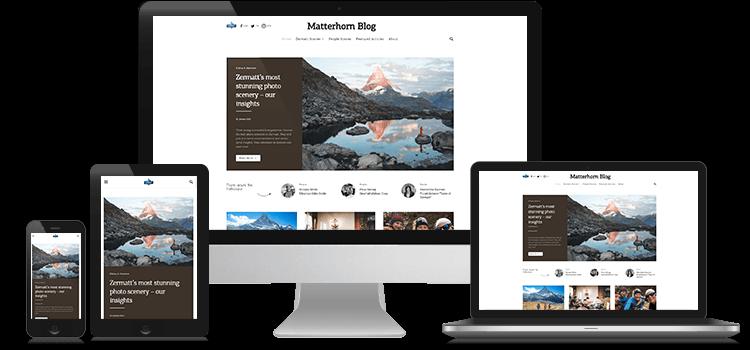 Matterhorn Blog